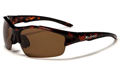 New XLoop AURORA Polarised Sport Wrap Unisex Sunglasses...