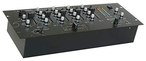 Skytec 4-Kanal-DJ-Mixer STM3004 Vorhör-Funktion Rack