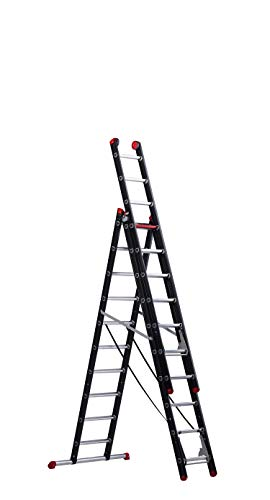 Altrex Mounter 3-delige multifunctionele ladder, 3 x 12