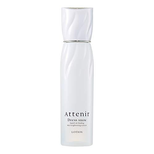 アテニア ( Attenir ) ドレススノー ローション 150mL [約2~3ケ月分] 化粧水 医薬部外品 薬用美白 シワ改善 しっとり (年齢に応じたケアに)