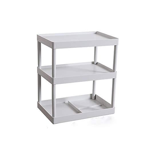 Kcakek Cosmetische Storage Box Desktop Bureau Shelf kaptafel huidverzorgingsproduct Storage Rack Office puin opbergdoos Transparant cosmetische afwerking Rack Cosmetische Tissue display Box