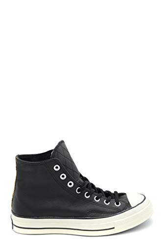 Luxury Fashion | Converse Heren MCBI36964 Zwart Leer Sneakers | Seizoen Outlet