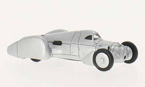 Auto Union Typ B Lucca, silber, 1935, Modellauto, Fertigmodell, BoS-Models 1:87