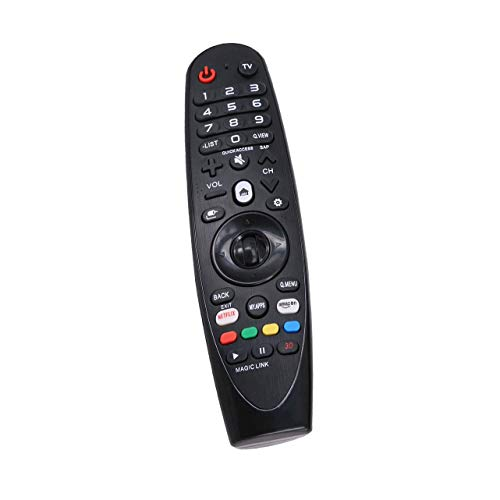 Rssotue LG Smart TV Remote Control (no Voice Function, no Pointer Function) Compatible with All Models, Suitable for LG
