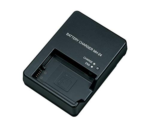 New Battery Charger MH-24 Compatible with Nikon D3400 D5500 D5600 Df