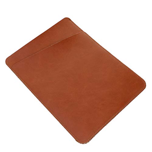 UKCOCO Capa Compatível Com Capa Protetora de Couro Pu Kindle Juventude E Capa de Capa de Livro E Capa Flip Case de Leitor (Marrom Claro)