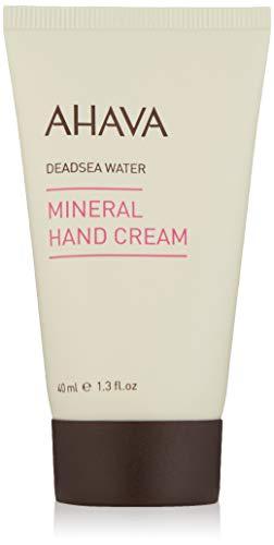 ahava cream for hands AHAVA Dead Sea Mineral Hand Cream, Travel Siz, 1.3 Fl Oz / 40 ML