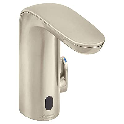 American Standard 775B303.295 NextGen Selectronic Integrated Faucet with SmarTherm & Above-Deck Mixing, 0.35 gpm, Brushed Nickel