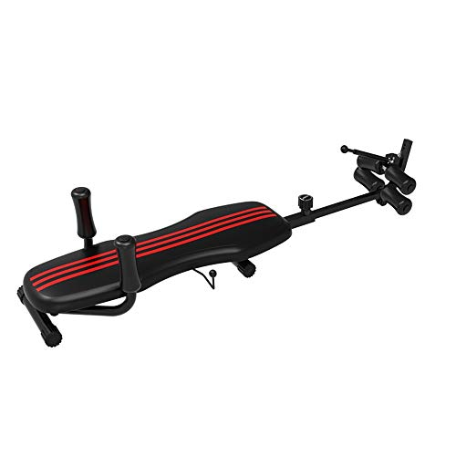 Best Prices! ChenyanAwesom Inversion Table Adjustable Folding Therapy Back Inversion Table for Home ...