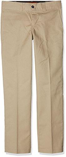Dickies Industrial Work Pant, Pantalones para Hombre, Beige (Desert Sand), 34/32