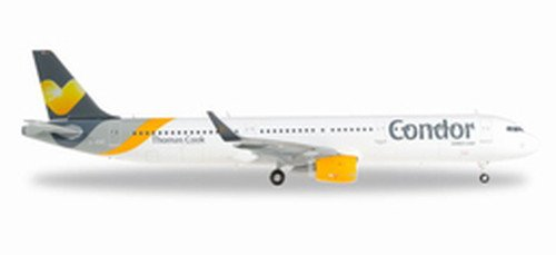 herpa 557689 - Condor A321 Airbus