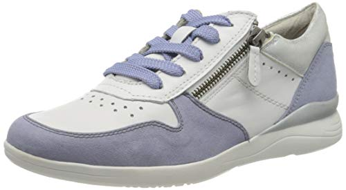 Jana Softline Damen 8-8-23751-24 Sneaker, Blau (Blue 800), 39 EU
