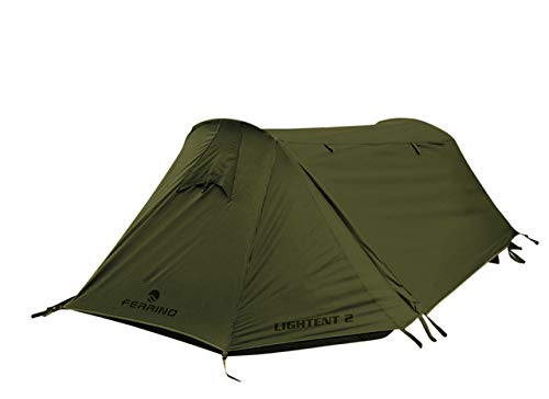 Ferrino Lightent 1 Lite Tenda, Verde, 1 Posto