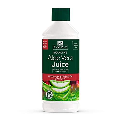 Aloe Vera Cranberry Juice - 1tr