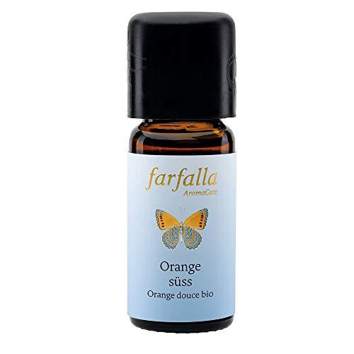 farfalla Orange süss bio ätherisches Öl, 10ml