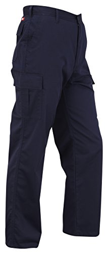 Pan World Brands Limited Lee Cooper Herren Cargo Trouser Hose, Navy, 40W/31L (Regular)