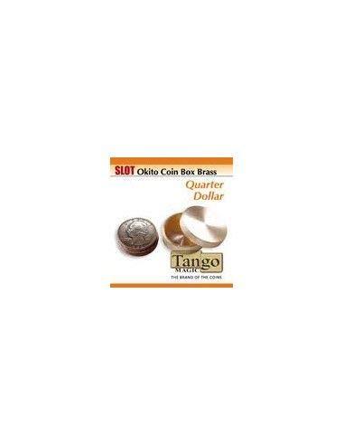 Tango Magic - Caja okito bronce cuarto dólar (slot)