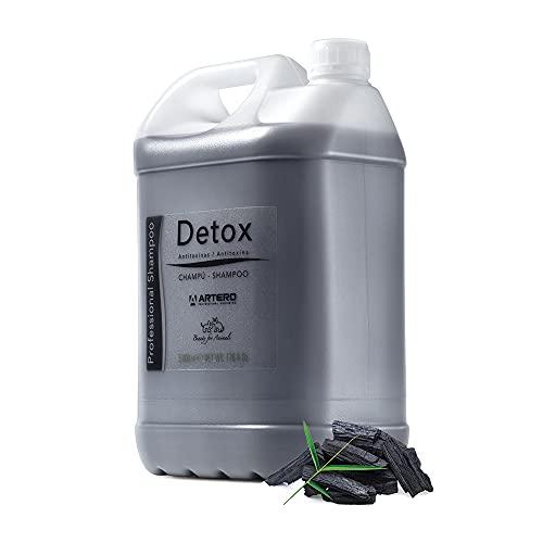 Artero Detox Champú Anti-polución para Perros y Gatos de Ciudad.… (5 L)