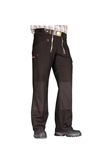 OYSTER Zunft-Hose Arbeits-Hose CORDURA® - 50252 - schwarz - Größe: 25