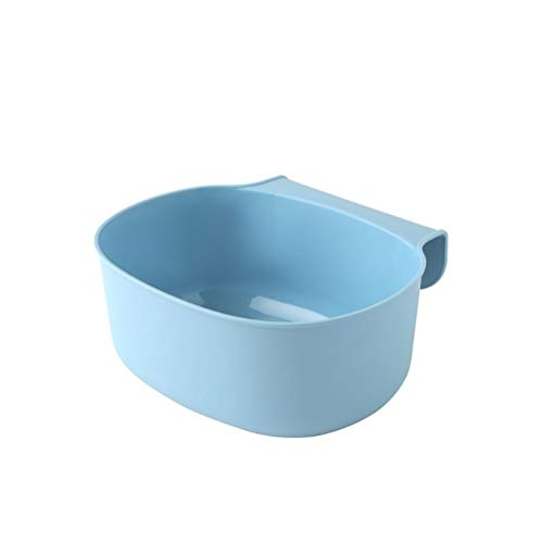 Spier - Cestino per rifiuti da appendere, piegato, per cucina, armadio, porta, bagno, auto, WC