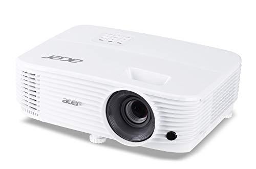 Acer P1155 DLP Beamer (SVGA (800 x 600 Pixel) 4.000 ANSI Lumen, 20.000:1 Kontrast, 3D, Keystone, 3 Watt Lautsprecher, HDMI (HDCP), HDMI (mit MHL und HDCP), Audio Anschluss) Business / Education