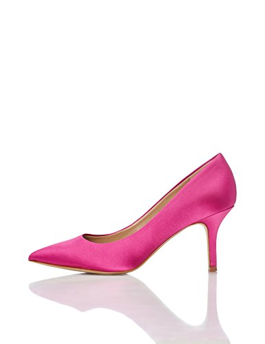 find. Damen Pumps, Pink (Hot Pink), 38 EU