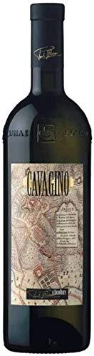CANTINE LUNAE BOSONI Vino Bianco VERMENTINO CAVAGINO 2018 BOTT 75 CL - IMBALLO DA 6 BOTTIGLIE DA 75 CL