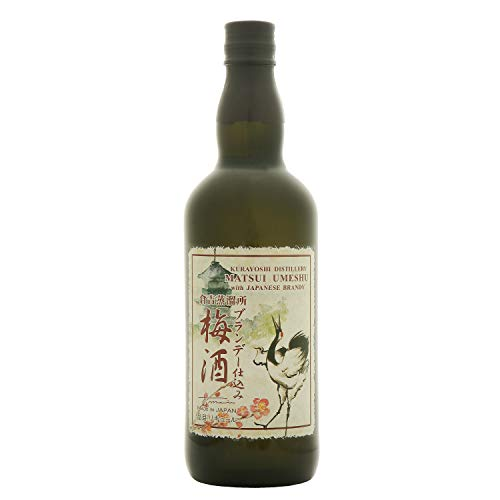 松井酒造『マツイ梅酒 ブランデー仕込み』