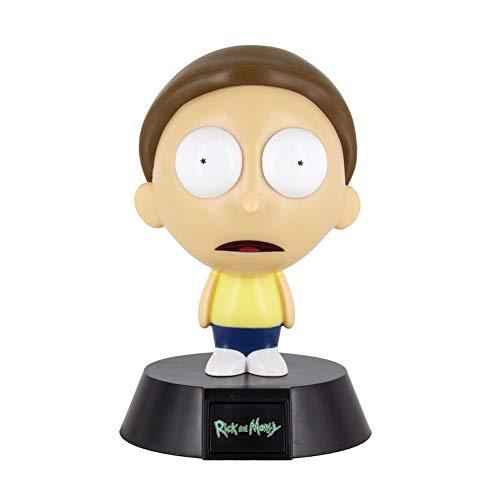 Rick and Morty - Morty - tafellamp   originele merchandise