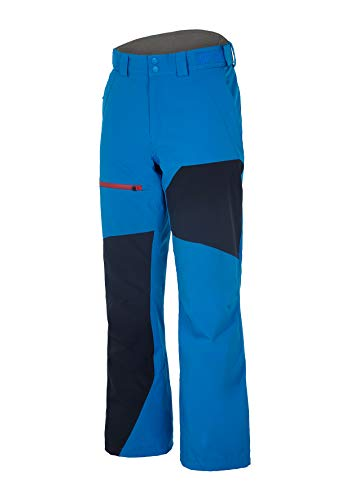 Ziener Herren TIONESTA Man (Pant ski) Hose, Persian Blue, 48