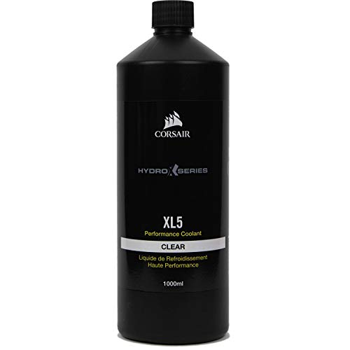 Corsair CX-9060001-WW Hydro X Series XL5 Performance Coolant 1L, Black