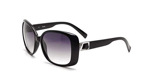 Guess Damen Gu7314-58c38 Sonnenbrille, Schwarz (Negro), 58