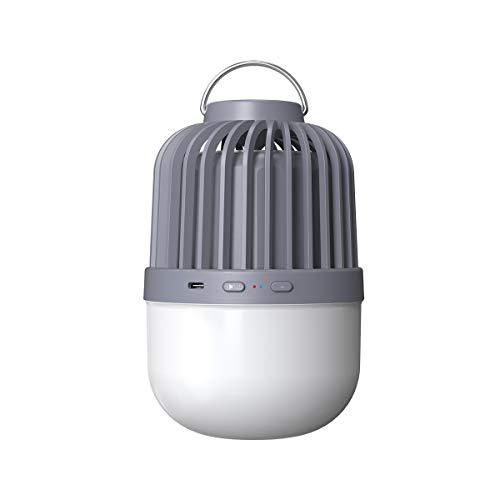 VTRETU Portable Night Light Wireless Bluetooth Speaker丨Outdoor Emergency Flashlights Speaker丨 Electric Camping Lanterns with Aromatherapy Diffuser