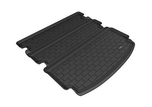 3D MAXpider - M1AC0061301 Stowable Custom Fit Cargo Liner for Select Acura MDX Models - Kagu Rubber (Gray)