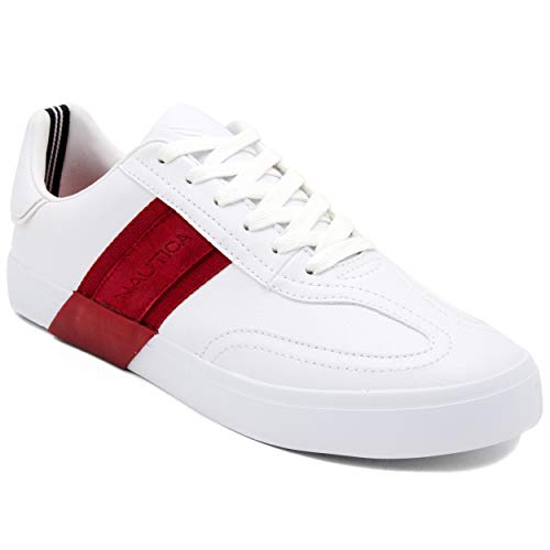 Nautica Men's Townsend Casual Lace-Up Shoe,Classic Low Top Loafer,...