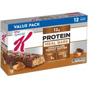 Kellogg's Special K Max 58% OFF Protein Chocolate PB 19 count 12 Bar Meal 100% quality warranty