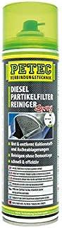 Petec 72550 DIESELPARTIKELFILTERREINIGER Spray 400