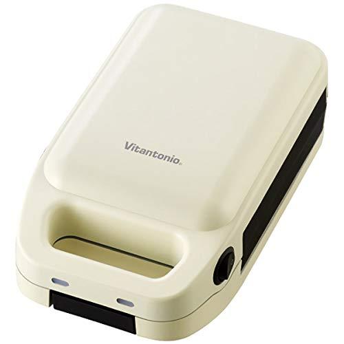 Vitantonio 厚焼きホットサンドベーカー gooood HotSandwichBaker [ エッグ/VHS-10-EG ]