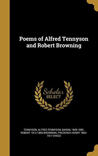 POEMS OF ALFRED TENNYSON & ROB