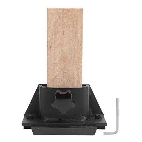 Pasador de madera para banco, resistente a la oxidación, suministros para fabricación de joyas para banco de trabajo