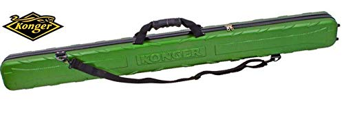 Konger Classic - Funda rígida para caña de Pescar (90/130/150 cm)