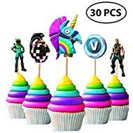 Fortnite Birthday Cake Toppers