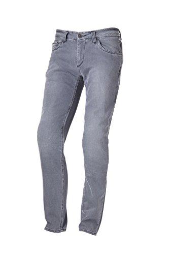 SAND Pantalon Jean Renforcé Homme, Gris, Taille US30