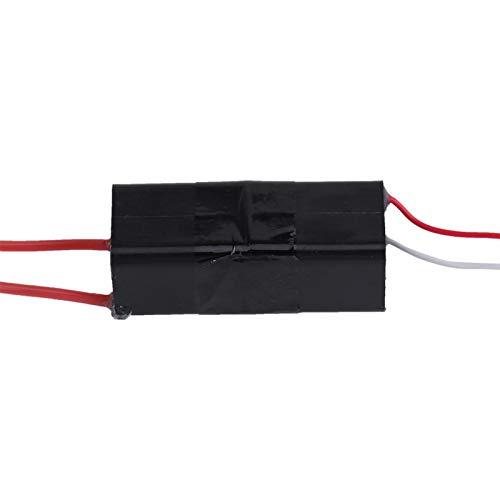 Módulo de arco de alto voltaje, 3.6V / 4.8V DC Voltaje de entrada 3.6V / 4.8V Generador de alto voltaje de tamaño pequeño, para pequeños transformadores de producción científica, Booster