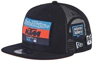 【 KTM 】TLD KTM オフィシャル チーム CAP NEW ERA トロイ・リーデザイン