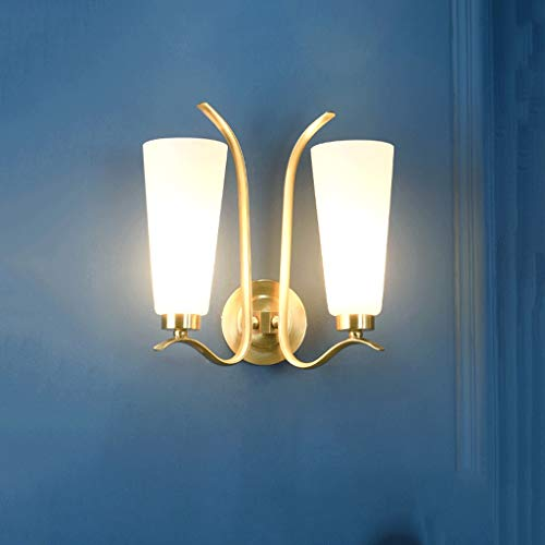 Aplique De Pared De Estilo Industrial Interruptor de cuerda de luz de pared de oro moderno minimalista lámpara de cabecera dormitorio lámpara escalera pasillo sala de estar lámpara de pared lámpara de