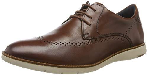 Josef Seibel Willow 43 Zapatos de Cordones Derby para Hombre