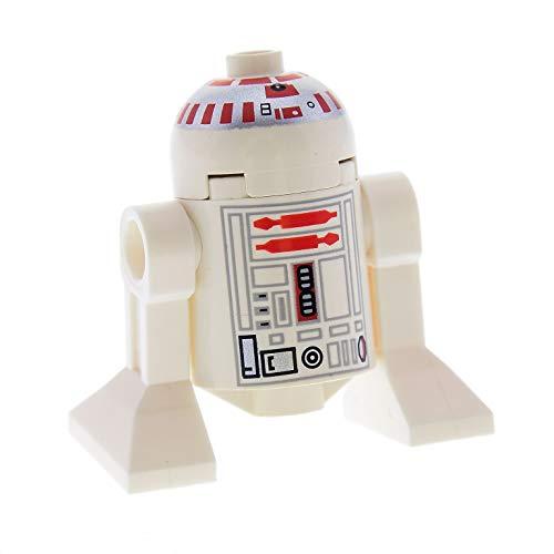 LEGO Star Wars - Minifigur Droide R5-D4 Weiss rot r5 d4 7150 7152 10134 7658