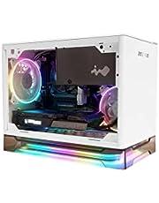 IN WIN 750W 80PLUS GOLD電源搭載 Mini-ITX専用 タワー型 PCケース ホワイトカラー [ A1 Prime WHITE ]