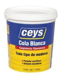 Cola Blanca 1 l. - un litro - bote de 1000 ml. - Garantía ceys